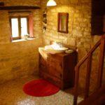 Il bagno della casa grande