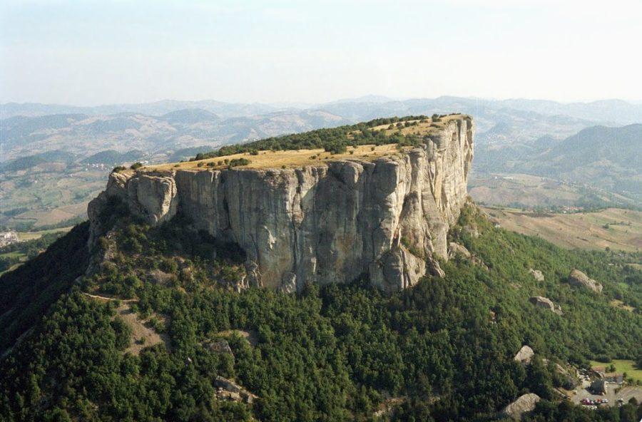 La Pietra di Bismantova a Castennovo ne'Monti