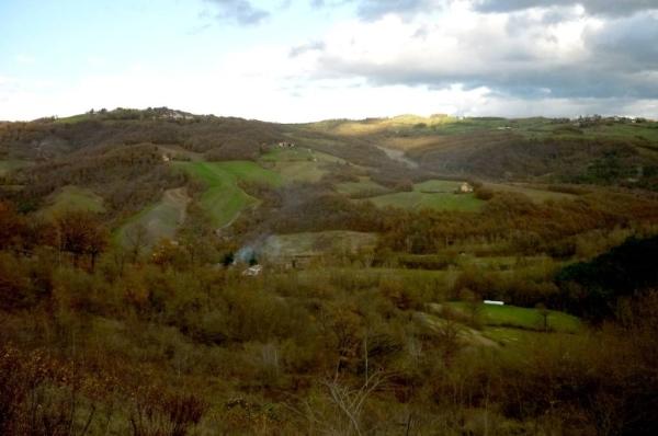 La valle del Tassobbio