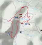 Giro largo della cascata del Tassaro