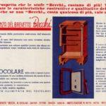 Pubblicità Stufa Becchi 1940-1964
