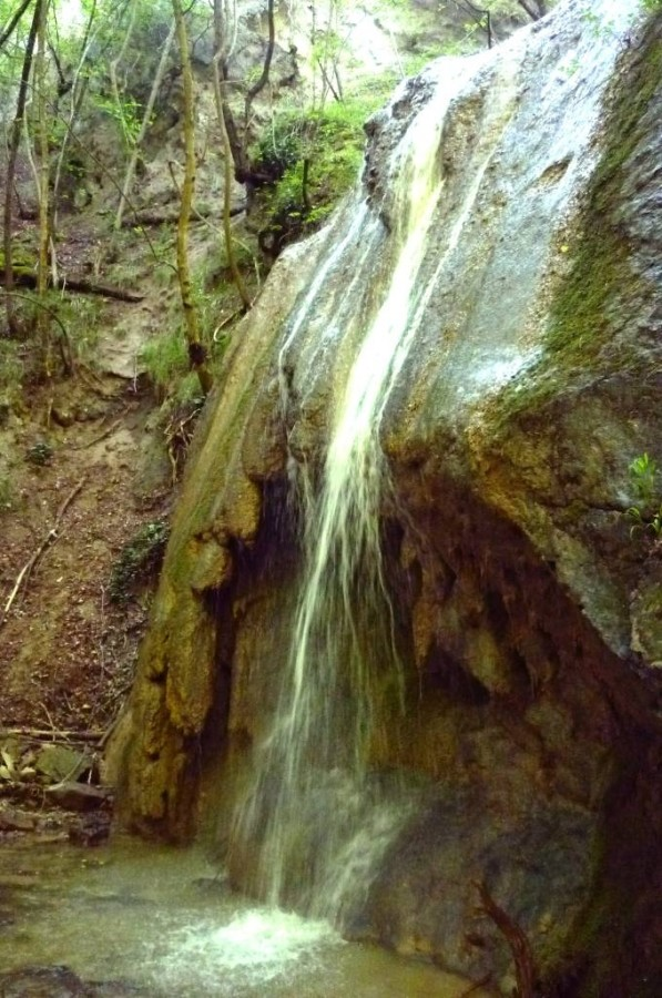 La cascata più alta del Riolco
