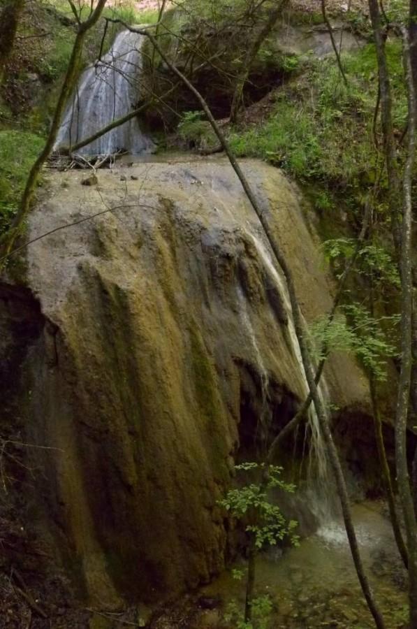 Le due cascate del Riolco