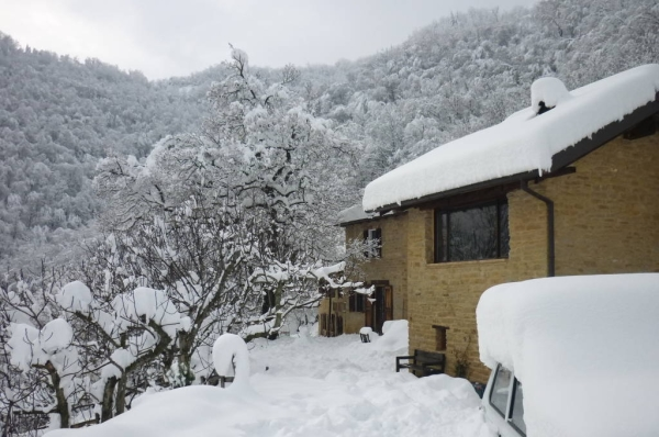 La Fossa nella neve