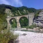 Il fiume Enza